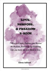 Love, Purpose, Freedom Ebook