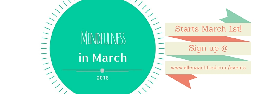 MIndfulnessin march